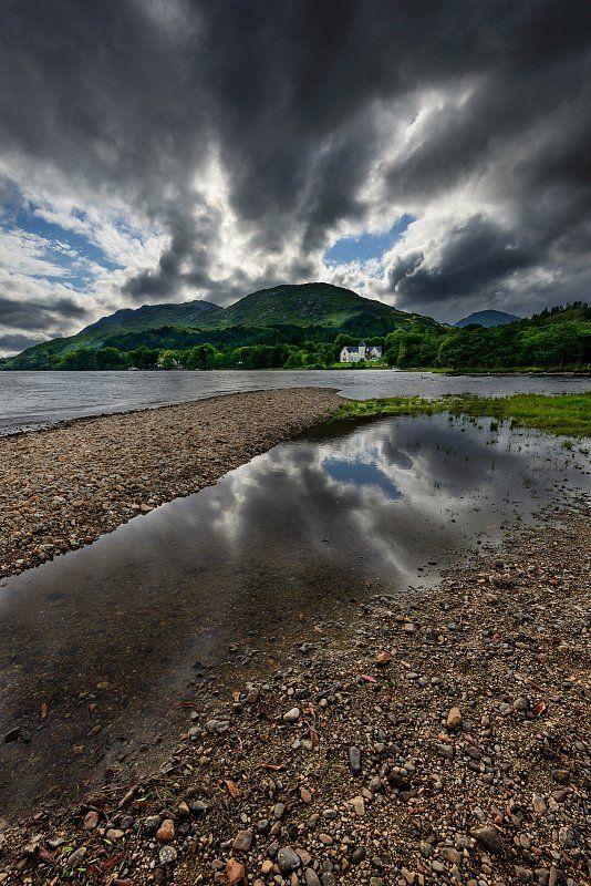 The Glenfinnan House Glenfinnan | Scotland © Andrea Buonocore