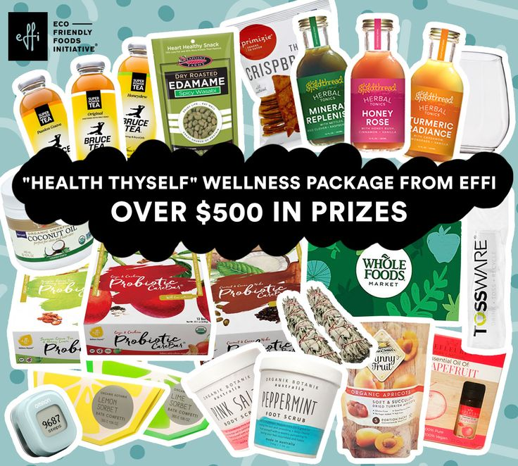 """Health Thyself"" Wellness Package from EFFi Foods (With"