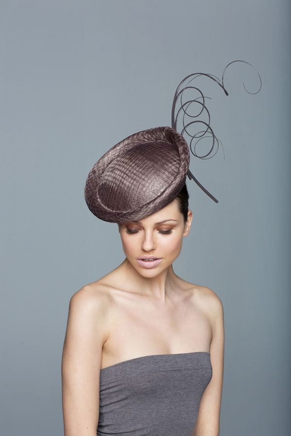 Silvia Fletcher for Lock & Co Hatters SS 2014 | Biscotti