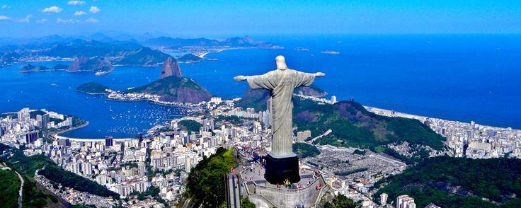 le Christ Rédempteur au Brésil corcovado rio