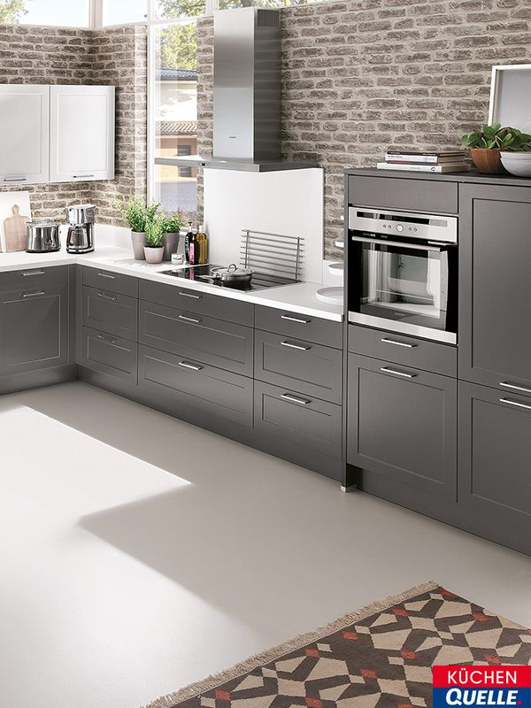 14 best Rote Küchen images on Pinterest Organization - moderne kuche in minimalistischem stil funktionalitat und eleganz in einem