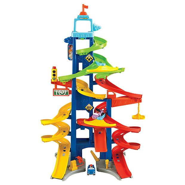 Fisher-Price Little People City Skyway Play Set $59 Target