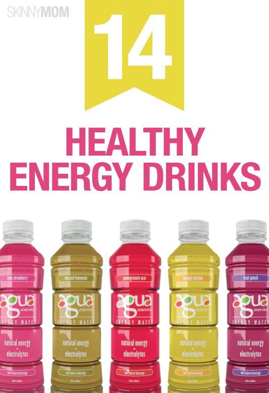 Energy Drinks: Examples