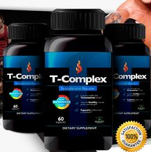 T-Complex Testosterone Booster Review –Your manhood should be capacitated sustainably, in order for you to really please your wife or girlfriend. Your performance in bed plays a very significant function to let your relationship prosper and grow. This is the essence why you must consider using a dietary supplement that is working and potent, in terms of boosting your testosterone counts.