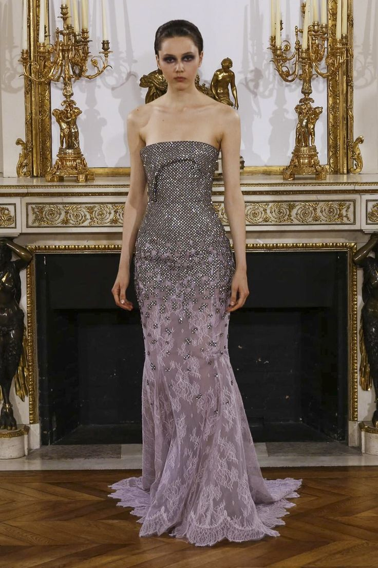 Rami Al Ali Couture Fall Winter 2016 Paris