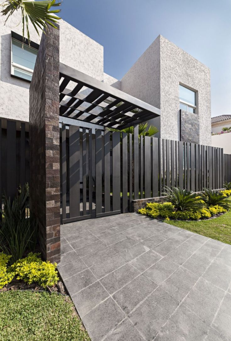 54 best gate images on Pinterest Architecture Doors and Faades