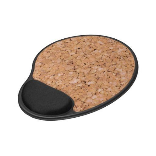 Korken-Blick-Gel Mousepad Gel Mouse Pads