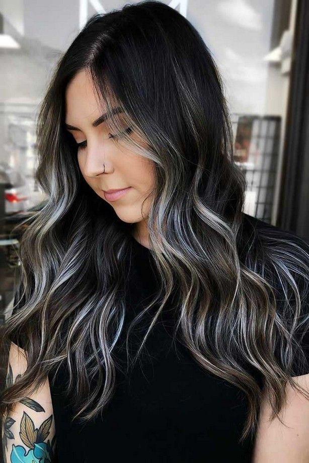 30 Easy Fancy Haircuts For Long Hair You Must Try In 2020 Hair Color For Black Hair Lightening Dark Hair Brunette Hair Color