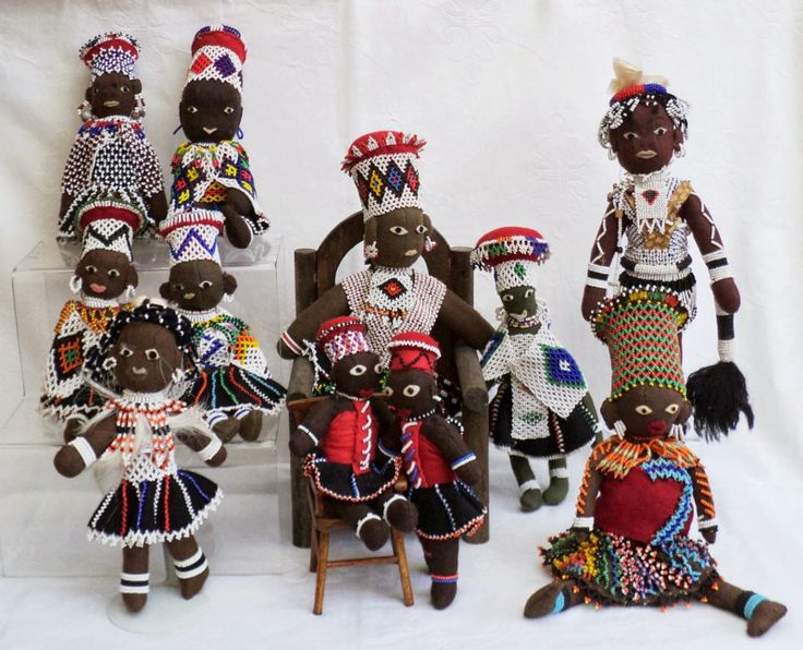 17 Best Images About ♥ AFRICAN DOLLS ♥ On Pinterest
