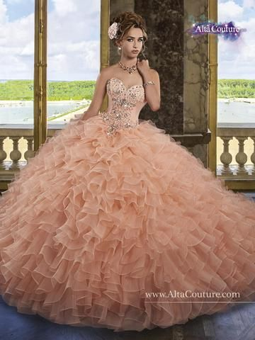 1918d64479 Mary s Bridal Alta Couture Quinceanera Dress Style 4T171