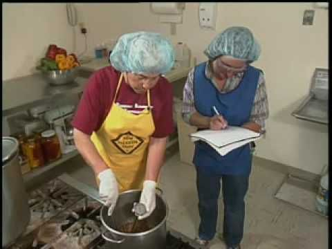 Making It Safe: A HACCP Food Safety Program for Small Food Processors in the Southwest