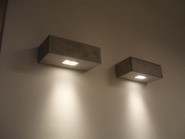 Lights in cement  #milandesignweek #salonedelmobile