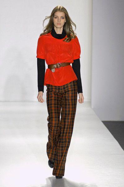 Tibi at New York Fashion Week Fall 2008 - Runway Photos