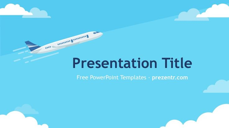 116 best powerpoint templates images on pinterest role models free aviation powerpoint template prezentr ppt templates toneelgroepblik Gallery