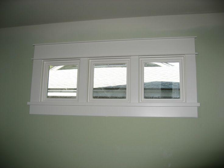 13 Best Window Trim Ideas Images On Pinterest Interior Window Trim Window Trims And Window