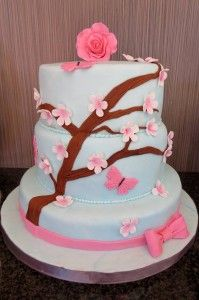 Cherry Blossom Speciality Cakes