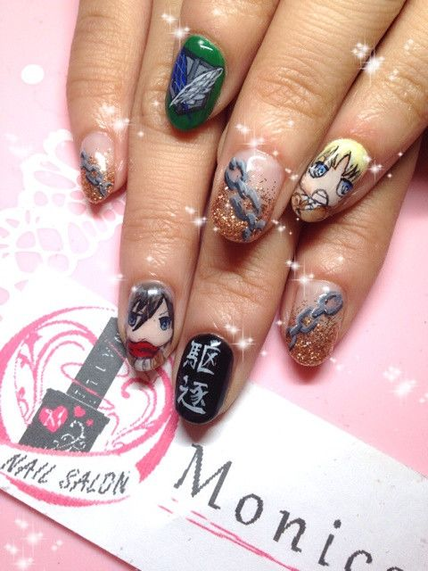 83 best nails images on pinterest nail scissors anime nails and
