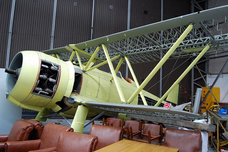 Fiat C.R.42 restoration, Duxford Military Vehicles Day and MAFVA Nationals 2012.