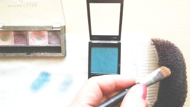 Handig! Make-up kwasten schoonmaken zonder water