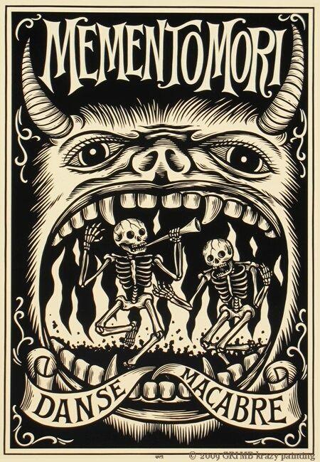 Image de macabre and wallpaper