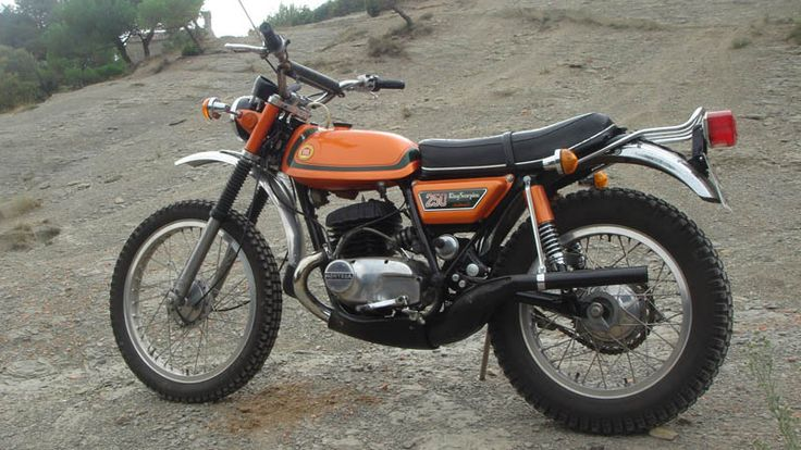 1973 Montesa King Scorpion 250 Automix