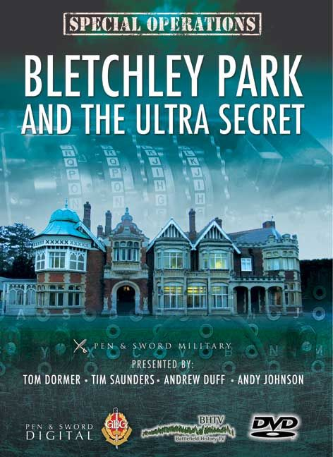Pen and Sword Books: Special Operations: Bletchley Park and the Ultra Secret - DVD