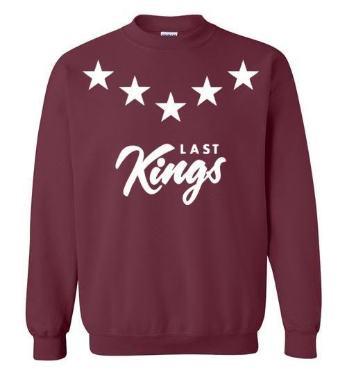 Tyga Last Kings YMCMB Rack City Young Money Hip Hop R&B RAP v3 , Gildan Crewneck Sweatshirt