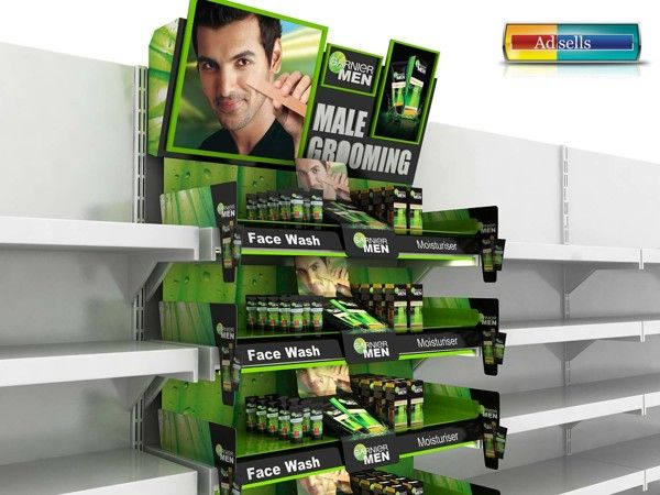 Garnier MAN by Ayaz Ali, via Behance