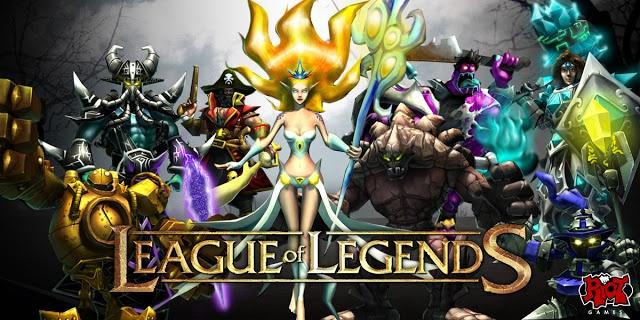 League of Legends - I love it