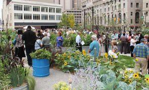 Lafayette Greens: ένας αστικός λαχανόκηπος πρότυπο (Βίντεο)