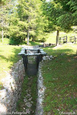 Escursione sul Monte Zebio. Bellissimo itinerario, soprattutto se accompagnati dalle guide dell'altipiano.