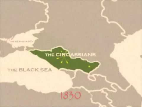 Circassions/1864/The Biggest Genocide