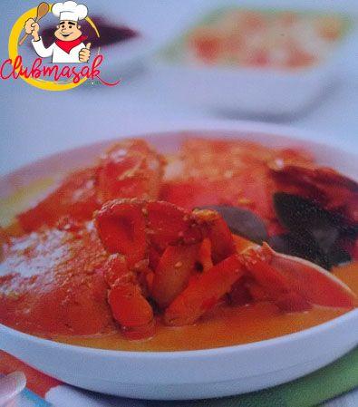 Resep Kari Kepiting, Resep Masakan Sehari-Hari Dirumah, Club Masak