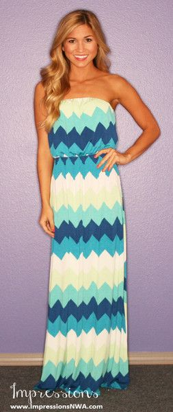 Cocktails in Maui Blue | Impressions - this site has the cutest clothes!!!