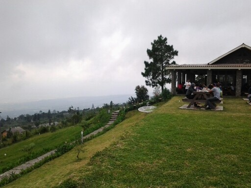Mt. Ungaran, Pondok Kopi