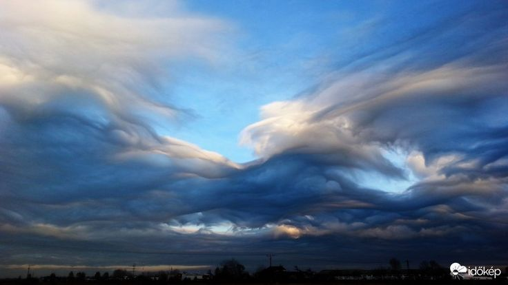 A legritkább felhőtípus hazánk egén