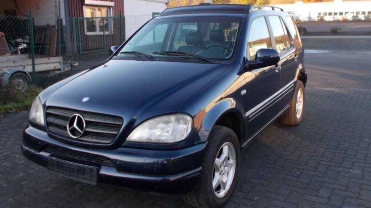 Mercedes-Benz ML 270 CDI , W163 , Diesel , Grüne Plakette   Check more at https://0nlineshop.de/mercedes-benz-ml-270-cdi-w163-diesel-gruene-plakette/