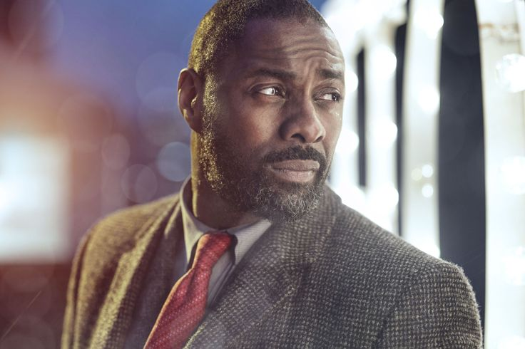 Luther, Idris Elba <3