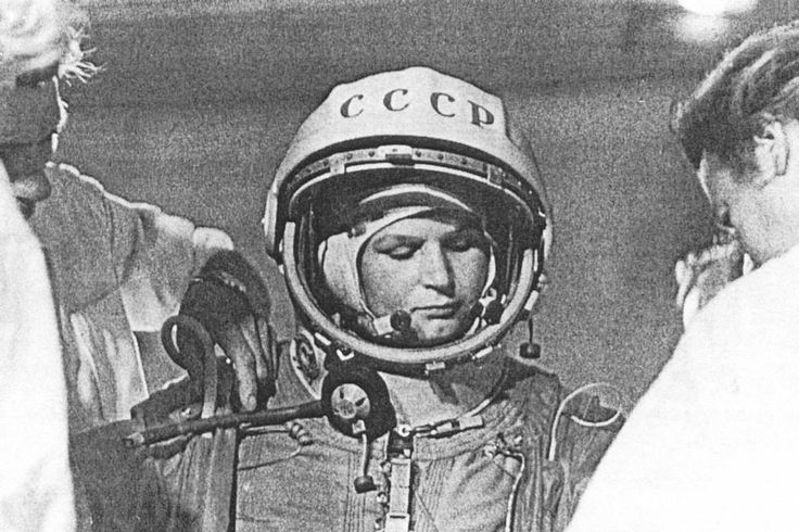 Valentina Tereshkova first woman in the space