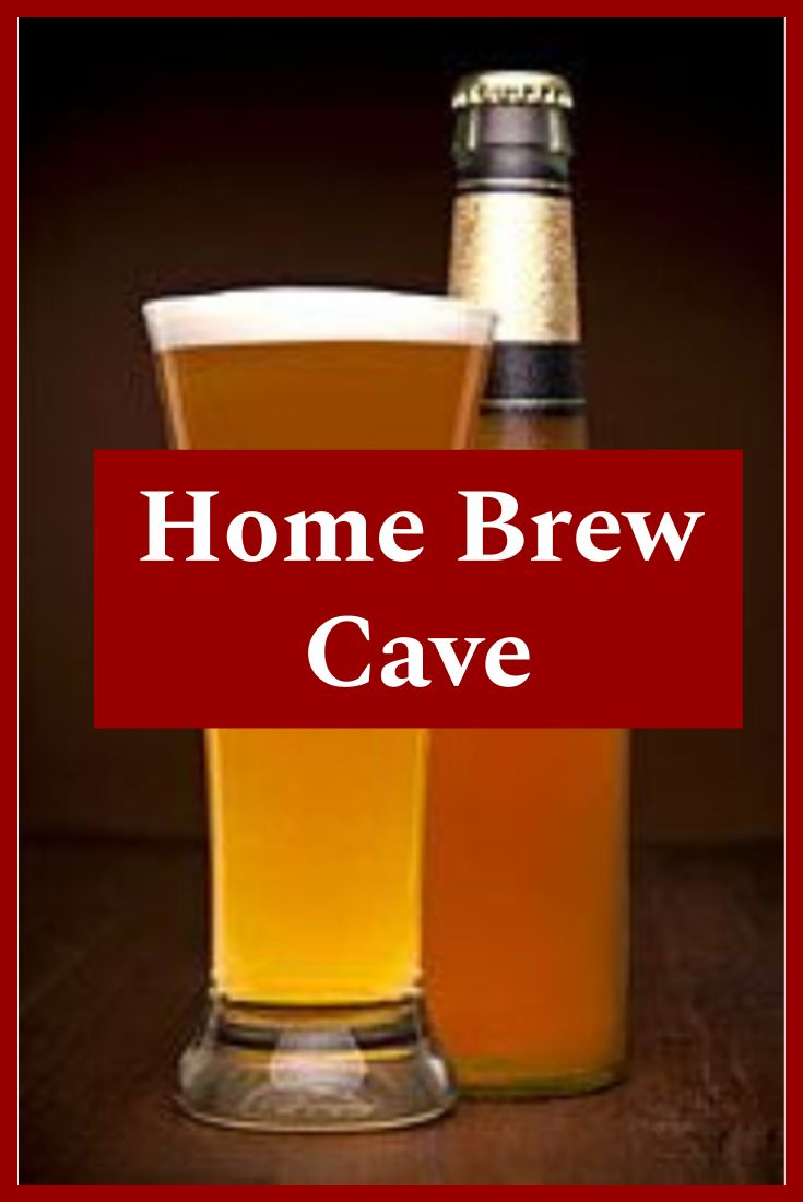 Home Brew Cave Homebrewing Diy How To Build Brewery Beer Stainless Steel Storage How To Make Hom Beer Brew Cave Craftbeeer Drinkreec 2020