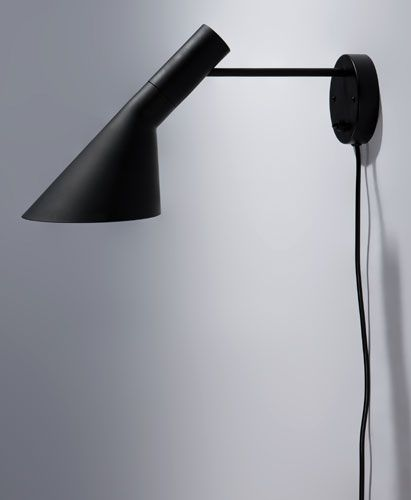Arne Jacobsen for Louis Poulsen | AJ Wall Lamp, 1960