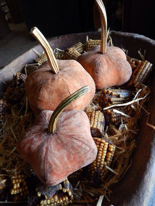 Primitive Pumpkins