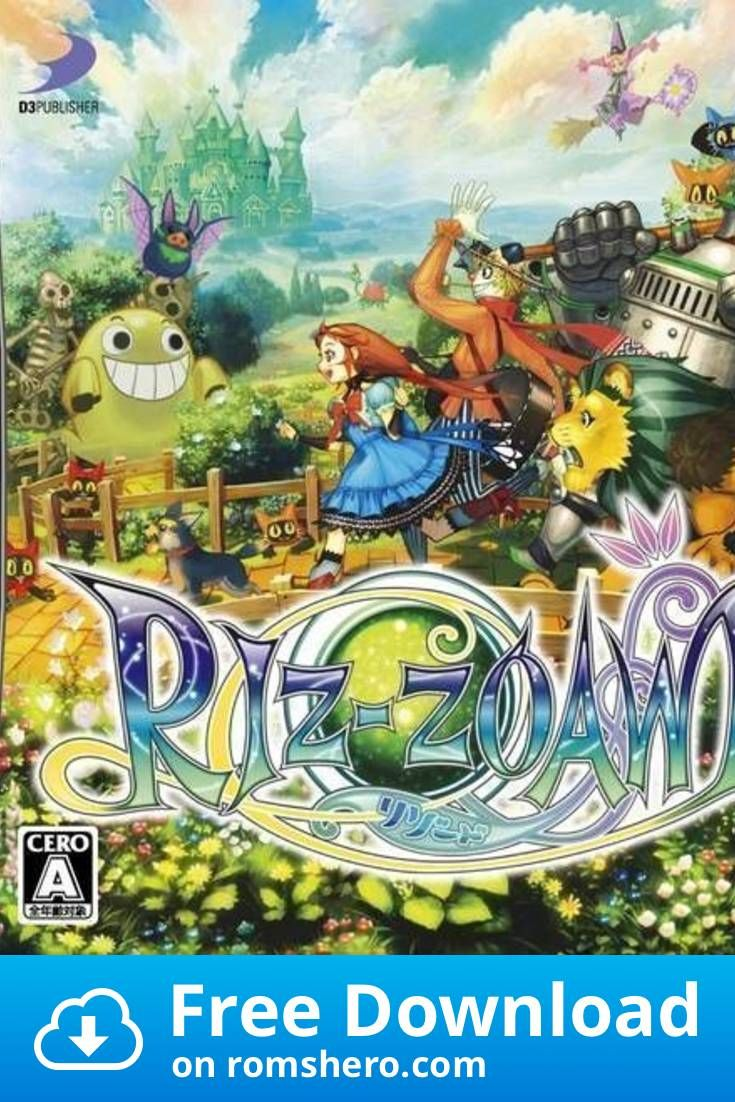 Download RizZoawd Nintendo DS (NDS) ROM in 2020