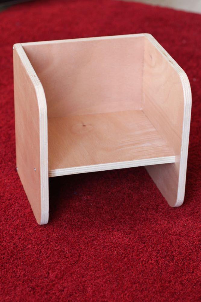 Tuto pour fabriquer une chaise évolutive