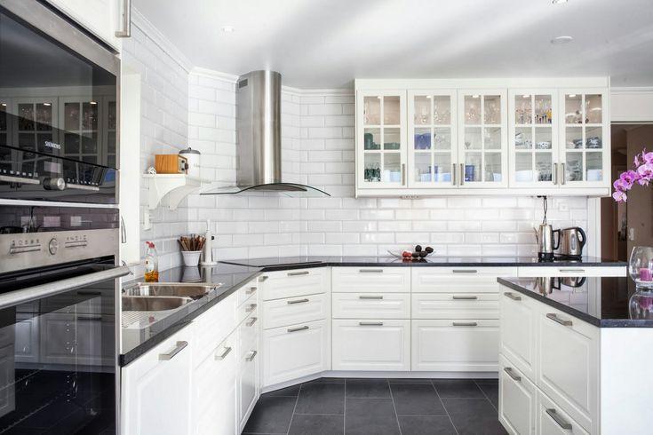 Renovering av kök i Storvreta.