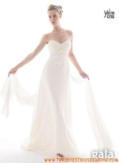 Gala  Vestido de Novia  YolanCris