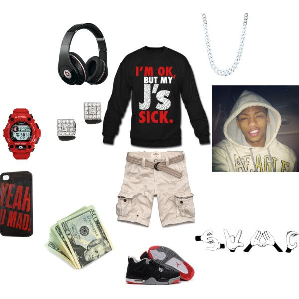 Swag Out Little Kids Jordan Outfit