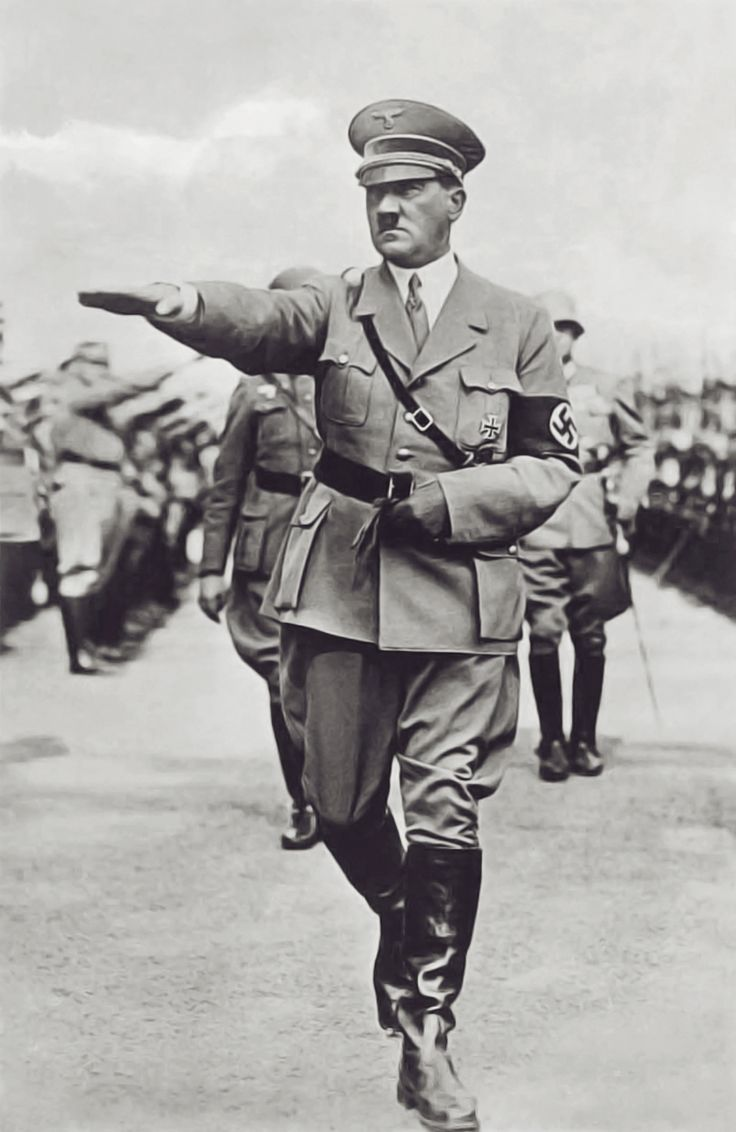 the ruthless political behavior of adolf hitler Adolf hitler in 1943, the office of strategic services, the cia's world war ii-era predecessor, commissioned henry a murray of the harvard psychological clinic to evaluate hitler's.