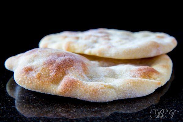 Лепешки (тесто по Ришару Бартине)