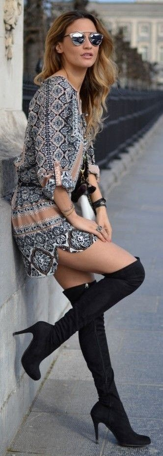 40 Of The Most Popular Boho Chic Fashions Ideas For Women To Try This Season - EcstasyCoffee